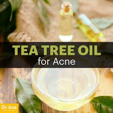 tea tree oil for acne dr axe