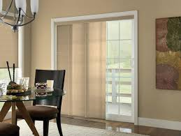 glass door shades inside incredible crown molding around new patio entrance and metal plumbing pipe decorating