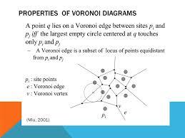 voronoi diagram ppt voronoi image wiring diagram voronoi diagrams by katharine tischer coordinating seminar spring on voronoi diagram ppt