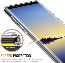 samsung note 8 case. moving one step up from the ultra-slim cases for your new galaxy note 8, we\u0027ll take a look at some clear case options. trianium clarium hybrid features samsung 8