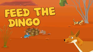 Games : Feed the Dingo . PLUM LANDING | PBS KIDS