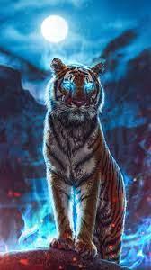 Tiger wallpaper, Tiger artwork ...