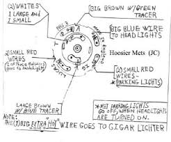 ignition switch headlight diagram