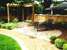 simple landscaping ideas home. Comely Simple Landscaping Ideas For Front Of Small House Backyard Easy Yard And A Tile Design Home