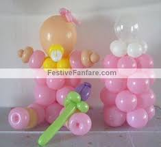 Baby Bottle Balloon Decoration Baby Shower Balloon Decor Baby And Baby Bottle Baby Shower Balloon 16