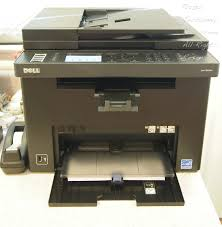 Dell 1355cnw Multifunction Color Printer Review Of A Laser