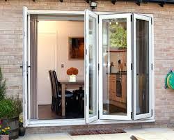 accordion patio doors. Exterior Accordion Patio Doors