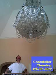 chandelier cleaning redmond wa