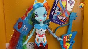 <b>Кукла</b> Рейнбоу Деш - распаковка и обзор Девушки из Эквестрии ...