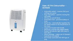 haier 30 pint dehumidifier. haier dehumidifier reviews 30, 32, 45, 65 pint 30 p