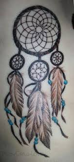 Miley Cyrus Dream Catcher Tatoo