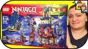 LEGO Ninjago City of Stiix 70732 Review - BrickQueen - YouTube