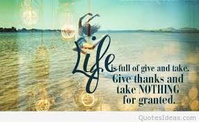 Quotes About Being Thankful Inspiration Quotes About Be Thankful 48 Quotes
