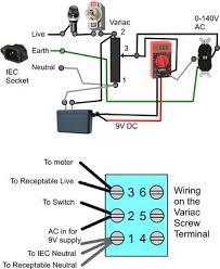 variac transformer wiring diagram variac image variable ac power supply variable transformer 4 steps on variac transformer wiring diagram