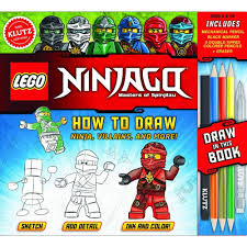 Lego Ninjago   Klutz   BrightMinds UK – BrightMinds Educational toys for  kids, gifts, games & kids books