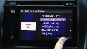 2014 honda accord wallpaper. Beautiful Accord How To Import Custom Wallpaper To Your 2014 Honda Civic U0026 Accord   YouTube Inside Accord Y