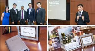 Ceo For Ceos Forum Bespoke Events Citigold Singapore