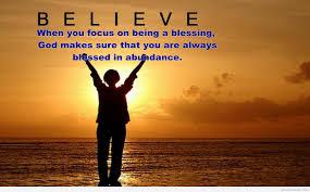 Believe Wallpaper Faith Quote