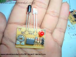 infrared ir object detection module circuit using ir led and infrared ir object detection schematic using ir led and photodiode ir sensor circuit