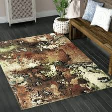 watercolor area rug avery abstract