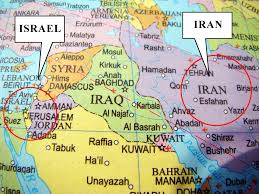 israel world map Israel In The World Map location of iran and israel israel world map