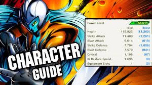 Everything You Need To Know About Your Characters In Dragon Ball Legends Guide