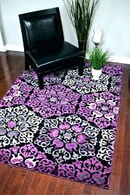 pink purple rug throw rugs chevron tonal area by and