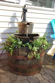 25+ beautiful Diy water fountain ideas on Pinterest | Garden fountains  outdoor, Diy fountain and Tractor tire pond
