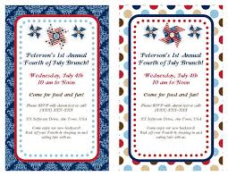 Free Printable Fourth Of July Invitations The 1776