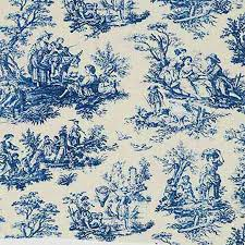 Toile Pattern