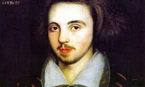 christopher marlowe credited as one of shakespeare s co writers  purported portrait of christopher marlowe