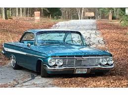 1961 Chevrolet Impala for Sale | ClassicCars.com | CC-924026