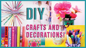 Decoration For Project Diy Crafts Room Decorations Recycled Edition Many Diy Project