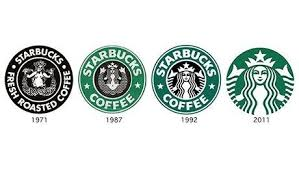 original starbucks logo upside down. Contemporary Upside Also If You Notice The Logo Of Starbucks Has Be En Updated Time To Time Inside Original Logo Upside Down B