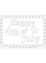 Flags, eagles, american history coloring pictures and pages. 4th Of July Coloring Pages Mr Printables