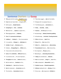 sentence starters for essay writing by missprodigy teaching sentence starters for essay writing by missprodigy teaching resources tes