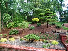 Small Picture Bungalow landscape design ideas exterior contemporary with front