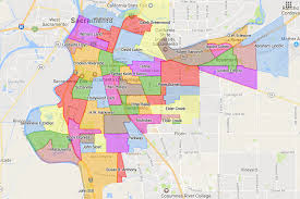 attendance areas  sacramento city unified school district