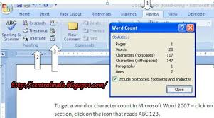 essay number of words counter