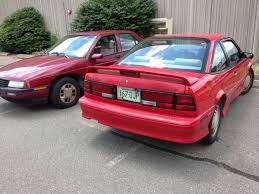 Double Curbside Classic: 1993 Chevrolet Corsica and 1993 Chevrolet ...