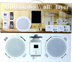 wall mounted stereo system extraordinary wall bathroom sound system sound system for stereo wall mount pa system sound system for wall hung stereo