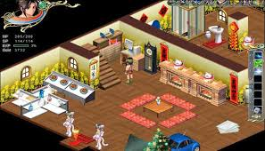 interior decoration game features wonderland online