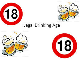 Legal Drinking Drinking Age Legal Age