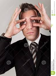 businessman trying to stay awake royalty stock photography businessman trying to stay awake