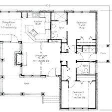 3 Bedroom 2 Bath House Plans Unique Decorating Design