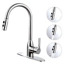 single handle moen kitchen faucet how to fix a leaky singl how