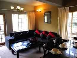 Solid Living Room Furniture Black Furniture Living Room Ideas Creamy Oak Wooden Flooring