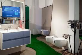 Arredo Bagno arredo bagno bergamo : AFIS G. Clerici S.p.a. showroom arredo bagno