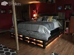 king size pallet bed king size pallet bed 1001 pallets