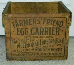 antique wooden ammo crates advertising boxes google search farmers friend egg carrier lumber box wood crate antique wooden crates